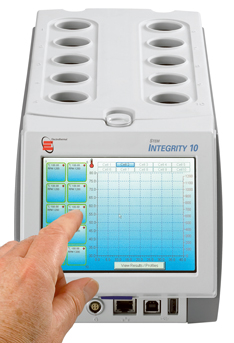 Integrity 10 in use